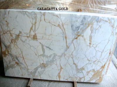Calacatta Gold marmer