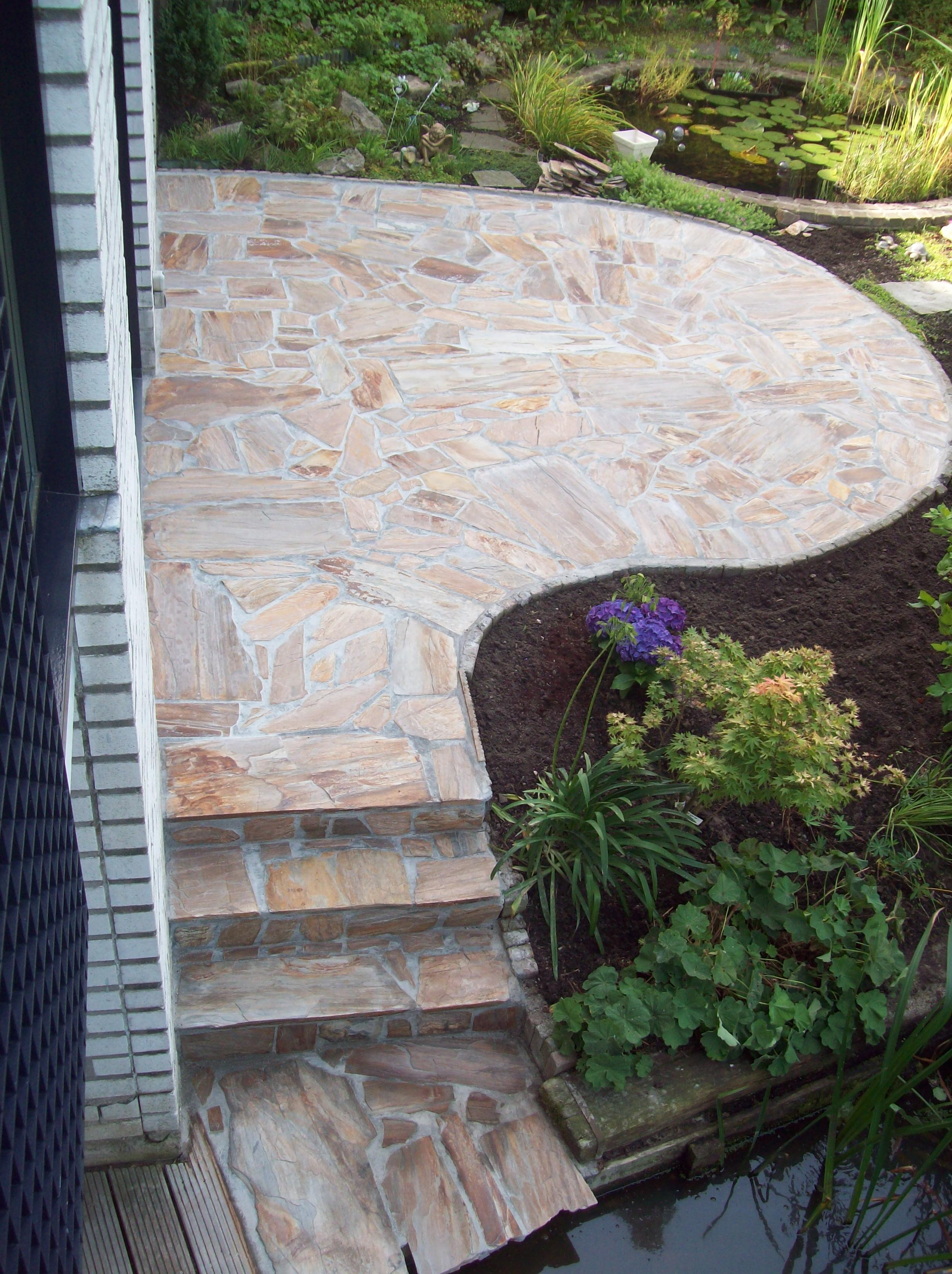 Flagstone Hout